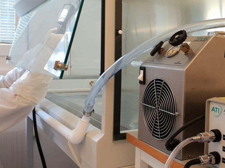 Biosafety Cabinet Control